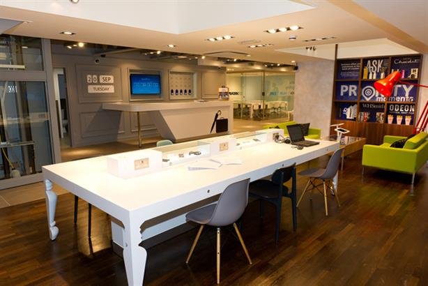 The Workshop: O2's hub for SMEs