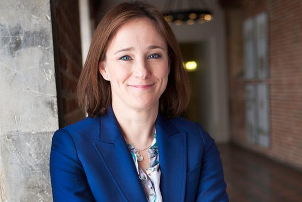 Jenny Grey: to join Citigroup