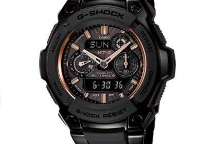 Brief: G-Shock Premium range
