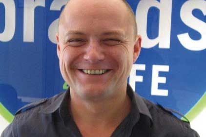 Newly appointed: Jonny Lockwood