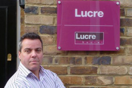 Mark Jackson: Heading up Lucre's new B2B practice