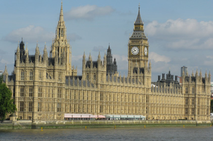 Launch venue: Westminster