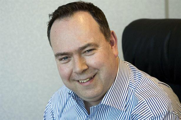 Simon McVicker: replaces Iain Anderson as CIPR public affairs group chair