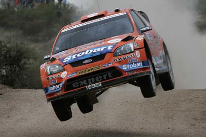 World Rally Championships: Generate win brief