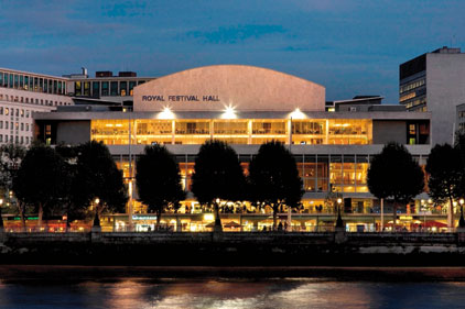New PR chief Edward Venning: Southbank Centre