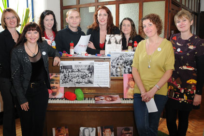 Reunited: St Winifred's School Choir