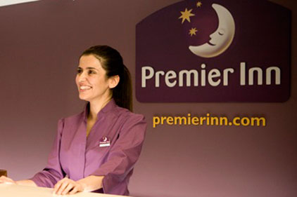 Premier Inn: 'cost-cutting message'