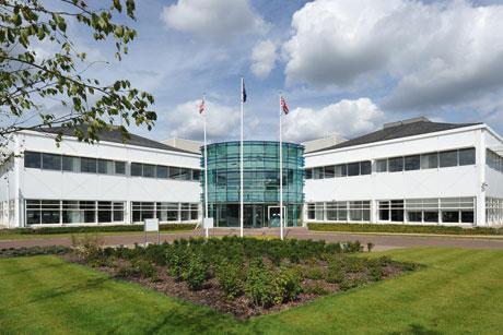 Agency appointment: Celgene's UK headquarters in Uxbridge