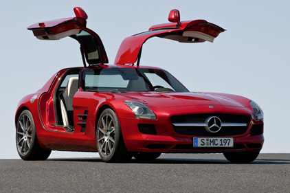 New focus: Mercedes wants bigger position in fashion world