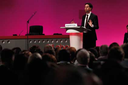 Conference season: Government to stop council lobbying