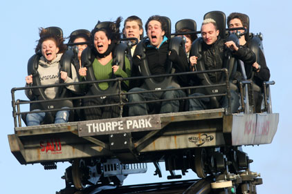 Merlin Entertainments: owner of Thorpe Park and London Eye