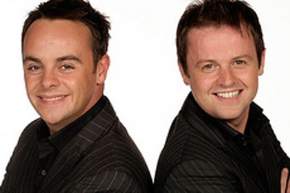 Ant and Dec: to feature at this year's festival
