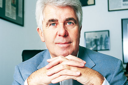 Max Clifford: 25th in 2011 MediaGuardian 100
