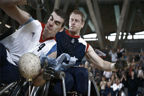 Participant drive: Disabled sport