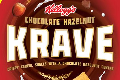 New cereal: Krave