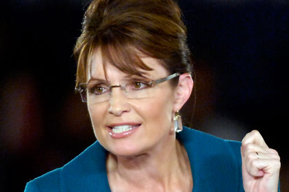 Sarah Palin: Bad week