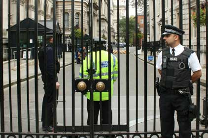 Looking to get tighter grip on comms: Downing Street