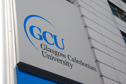 Glasgow Caledonian University: raising its profile