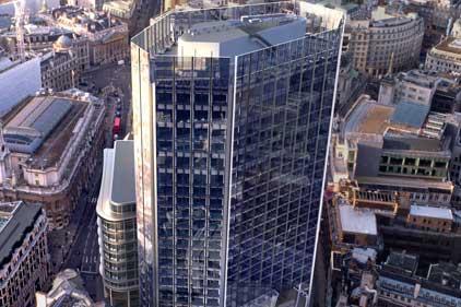 Headquarters: DTZ's London office
