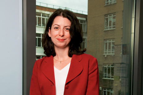 Healthcare role: Louise Fish will head up Portland's new division
