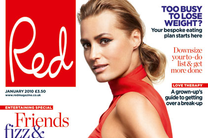 'Smartest women's glossy': Red magazine