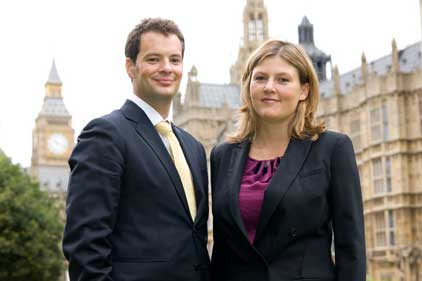 Coalition consultancy: Alex Deane and Tamora Langley