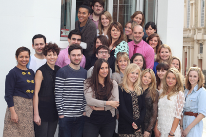 Shine PR: Voted top three UK company