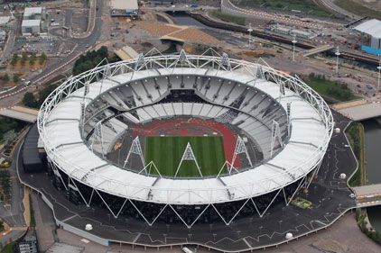 London 2012: challenge for sponsors