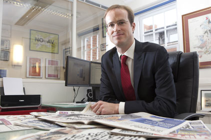 Matthew Elliott: committed to giving journalists what they need