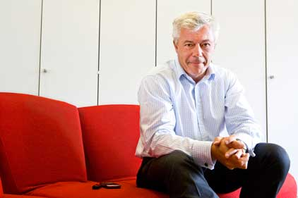 Olivier Fleurot: CEO of MSLGROUP