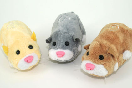 Safety fears: Go Go Hamsters