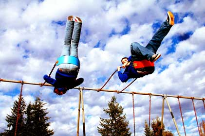 Swinging time: Children should be protected from media, report says