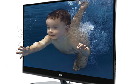 'Macro' decision: LG Electronics