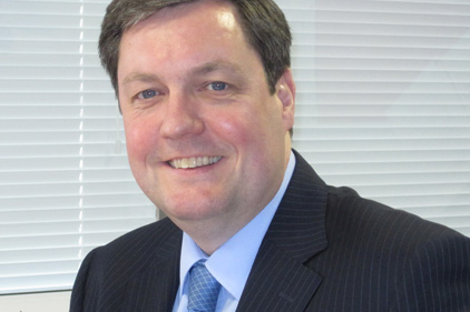 Recently appointed: CEO Mark Flannagan
