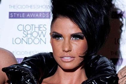 Katie Price a.k.a. Jordan: gives divorce account