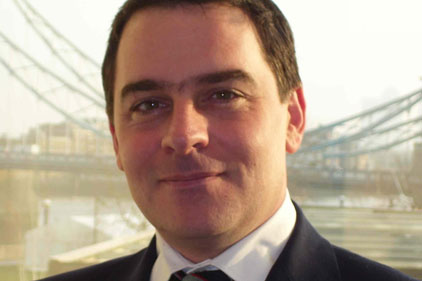James Clark: former head of news at the MoD