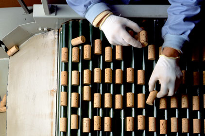 Big business: cork industry threatened by screwcaps