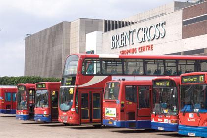 Brent Cross shopping centre: hires Consolidated