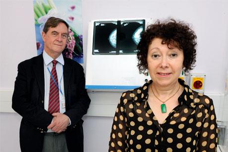 On the agenda: Radiotherapy study