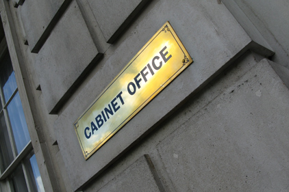 Cabinet Office: Four more years of marketing freeze
