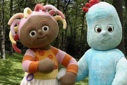 BBC children's programming: to be given PR push