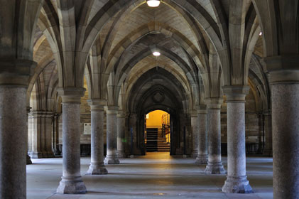 Backtracking: Glasgow University