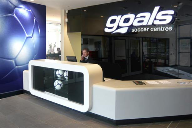 Goals: the largest 5-a-side football operator in the UK