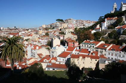 Portugal's capital: Lisbon