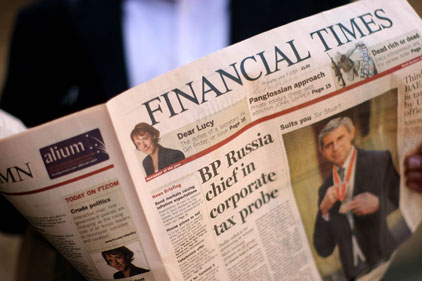 Following the NLA: Financial Times