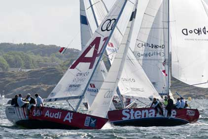 Swedish leg: World Match Racing Tour