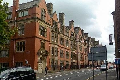 HQ: Lancashire County Council