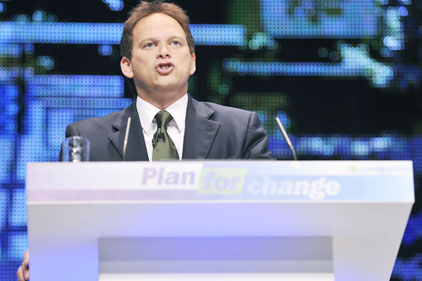 Grant Shapps: has spoken out on lobbying