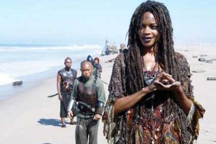 Naomie Harris: in Pirates of the Caribbean