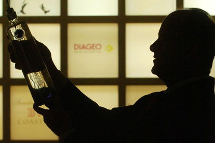 Diageo: protesters want firm to keep whisky plants open